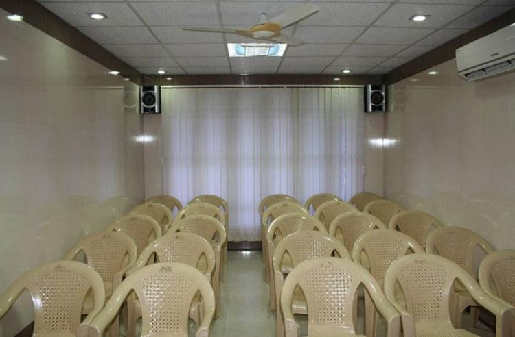 Trust Conference Hall Image